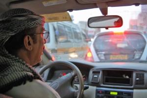 Kasim the taxi driver